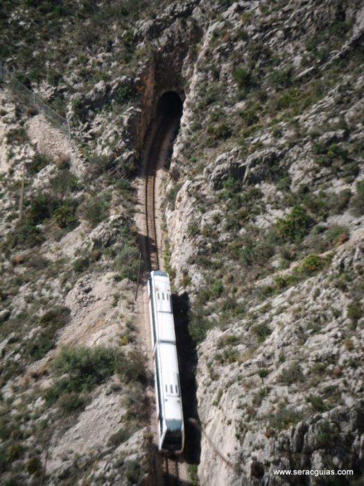 escalada UBSA Mascarat Alicante 3 SERAC COMPAÑÍA DE GUÍAS