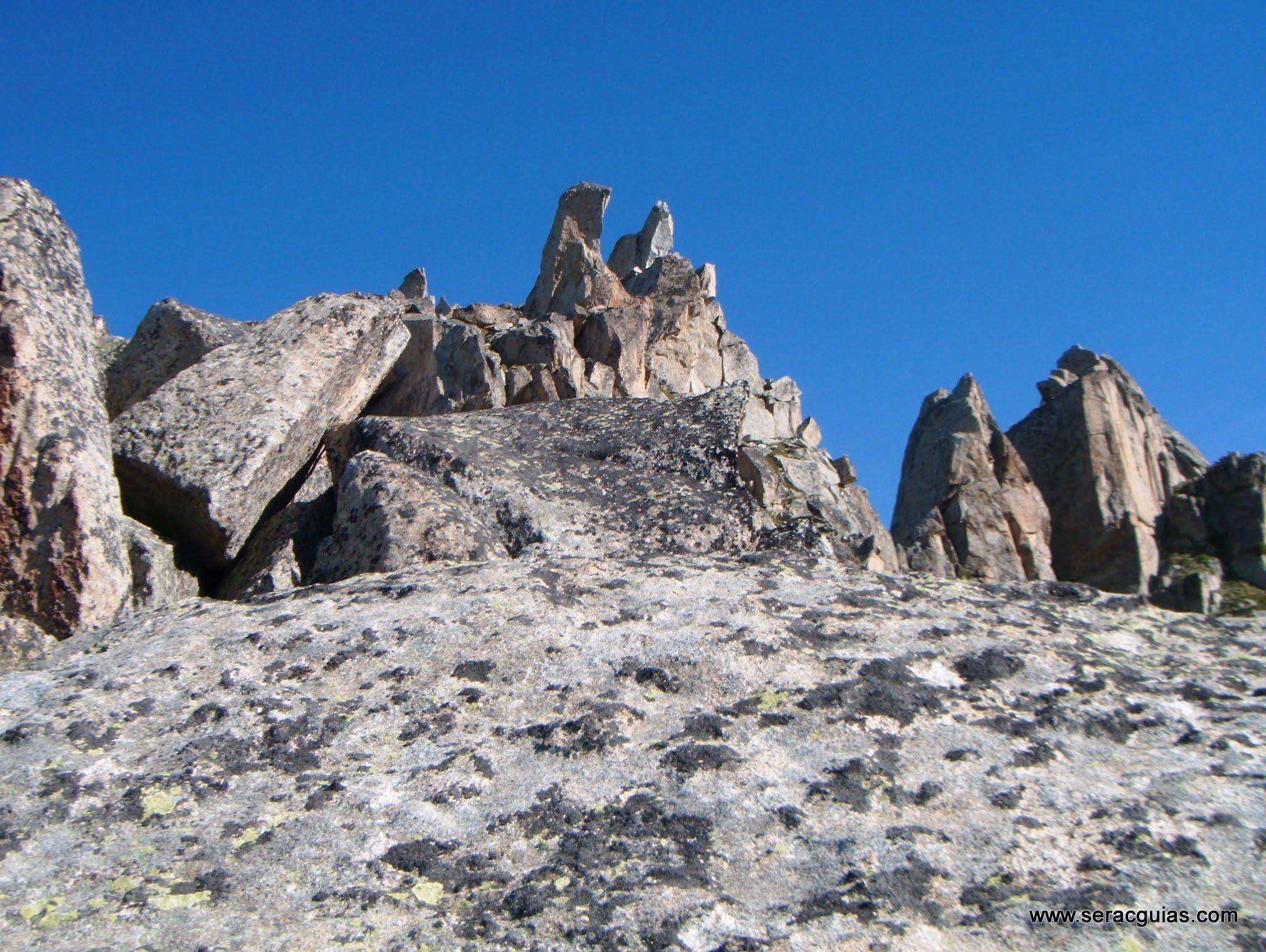 Cresta Basiero Amitges Pirineo 2 SERAC COMPAÑÍA DE GUÍAS