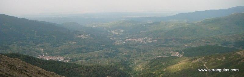 escalada Villarejo Gredos 7 SERAC COMPAÑÍA DE GUÍAS