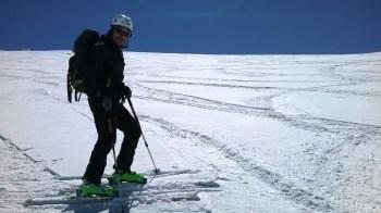 esqui Gredos SERAC COMPAÑÍA DE GUÍAS