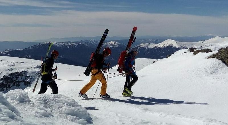 esqui Guadarrama SERAC COMPAÑÍA DE GUÍAS