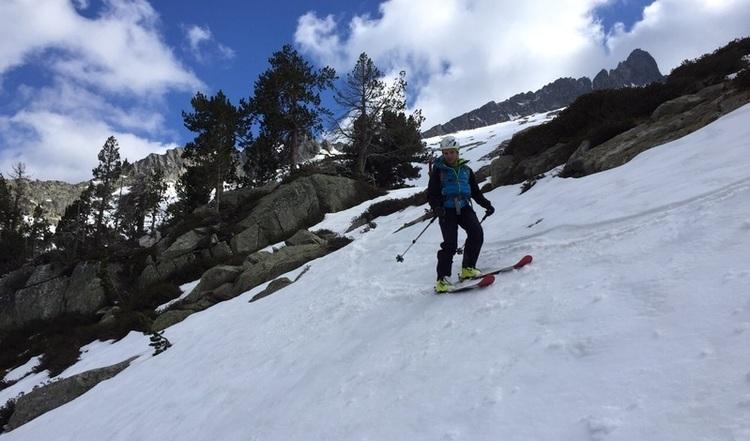 esqui neouvielle SERAC COMPAÑÍA DE GUÍAS