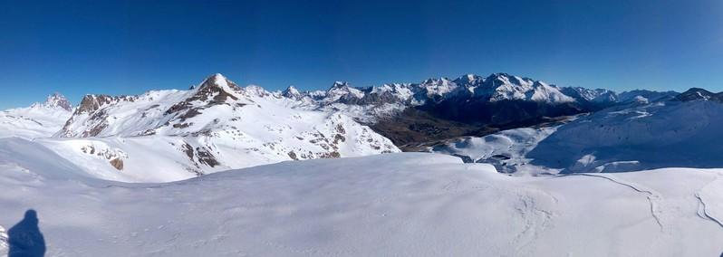 esqui valle tena SERAC COMPAÑÍA DE GUÍAS