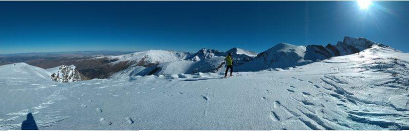 freeride sierra nevada SERAC COMPAÑÍA DE GUÍAS