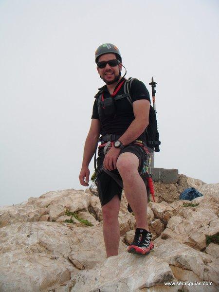 escalada Peñon Ifach 6 SERAC COMPAÑÍA DE GUÍAS