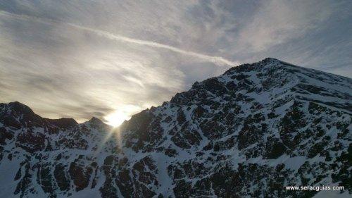 Cara Norte Mulhacen Sierra Nevada 3 SERAC COMPAÑÍA DE GUÍAS