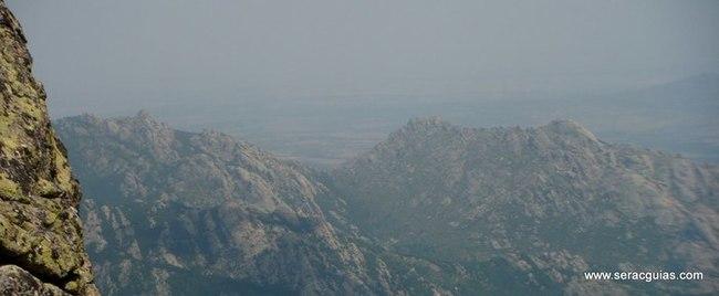 escalada 5 Alta Ruta Maliciosa Guadarrama Madrid SERAC COMPAÑÍA DE GUÍAS