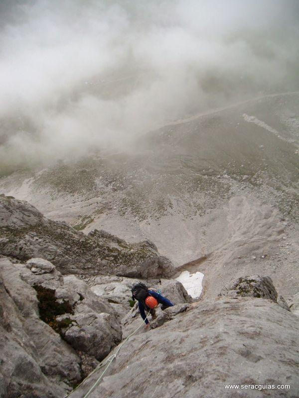 Espolon Franceses 6 Picos de Europa SERAC COMPAÑÍA DE GUÍAS