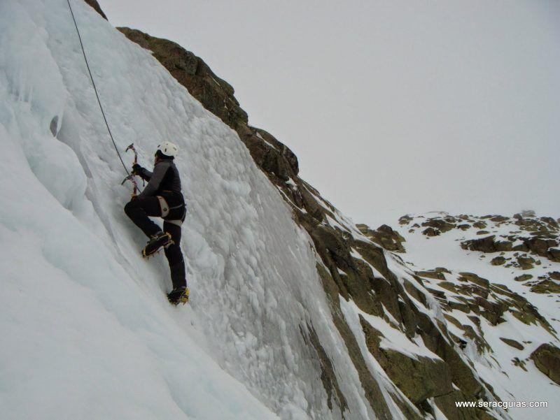 curso alpinismo 14 SERAC COMPAÑÍA DE GUÍAS