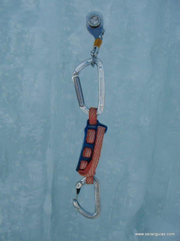 curso alpinismo 21 SERAC COMPAÑÍA DE GUÍAS