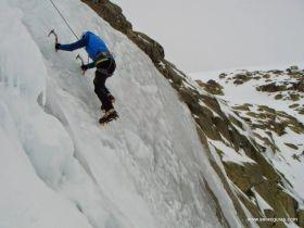 curso alpinismo 33 SERAC COMPAÑÍA DE GUÍAS