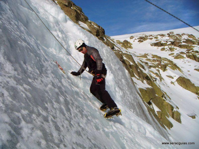 curso alpinismo 34 SERAC COMPAÑÍA DE GUÍAS