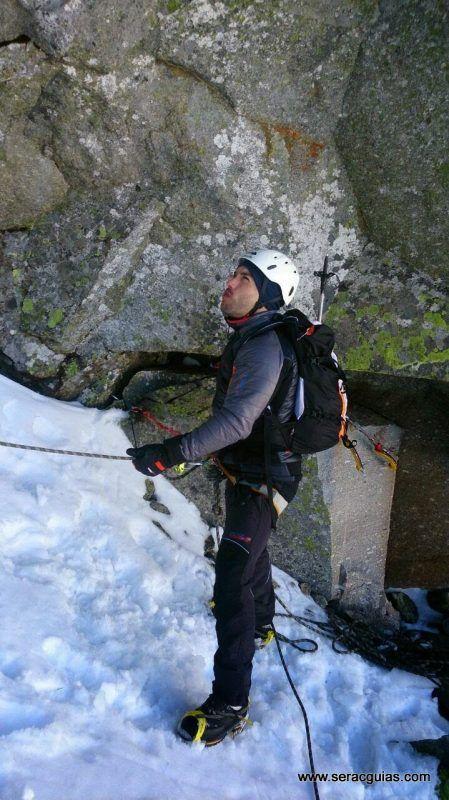 curso alpinismo 35 SERAC COMPAÑÍA DE GUÍAS