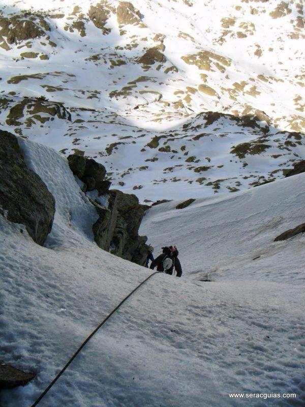 curso alpinismo 36 SERAC COMPAÑÍA DE GUÍAS