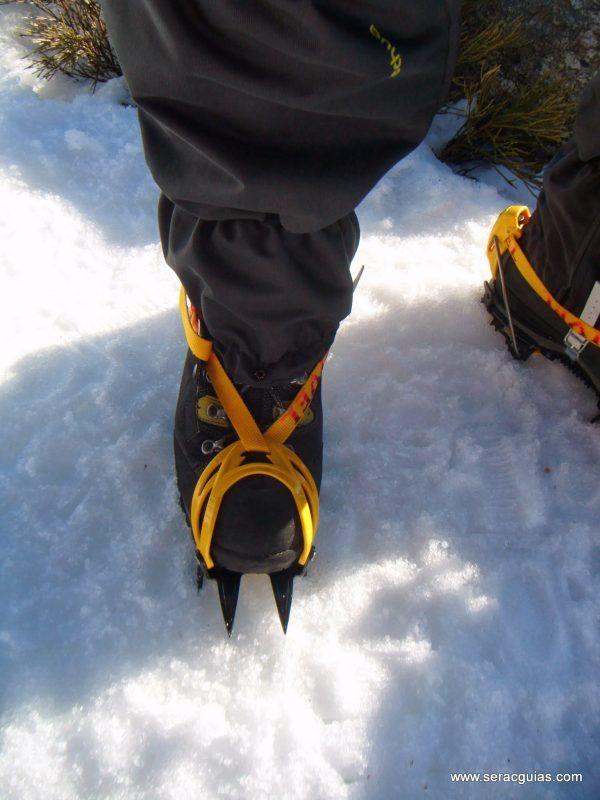 curso alpinismo 7 SERAC COMPAÑÍA DE GUÍAS