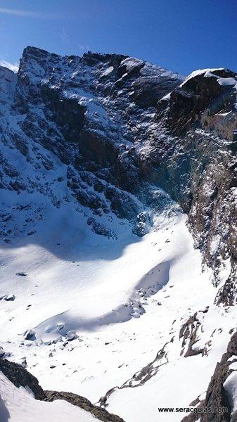 Norte Veleta Sierra Nevada 1 SERAC COMPAÑÍA DE GUÍAS