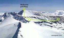 Mulhacen Sierra Nevada 1 SERAC COMPAÑÍA DE GUÍAS