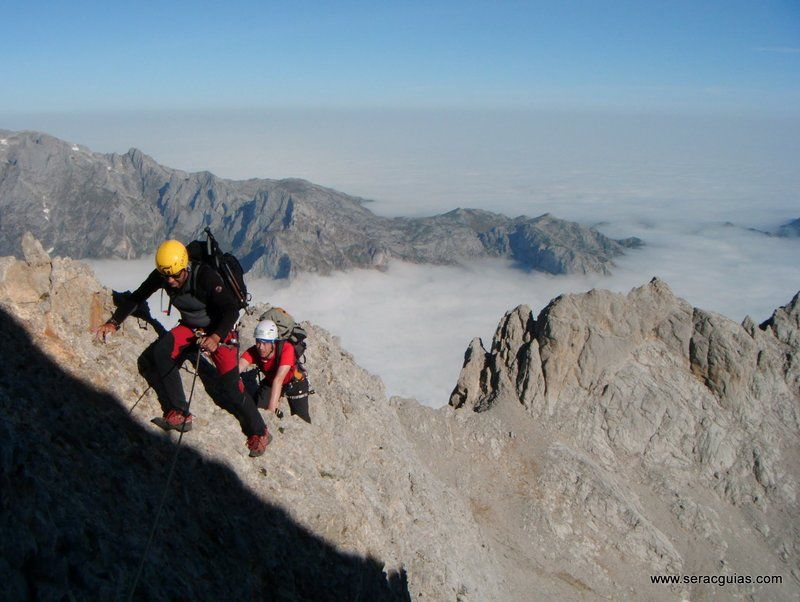 Cabrones Cerredo Picos de Europa 4 SERAC COMPAÑÍA DE GUÍAS