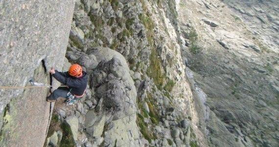 escalada Gilette Berroqueras Galayos Gredos 3 SERAC COMPAÑÍA DE GUÍAS