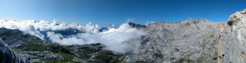 senderismo Macizo Central Picos de Europa 1 SERAC COMPAÑÍA DE GUÍAS