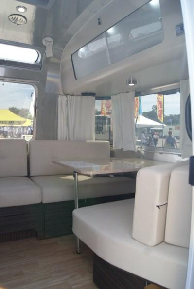 Touring Lifestyle RV Interior photo credit Diana Serafini