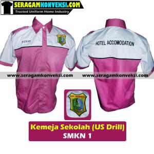 konveksi seragam baju kerja murah kirim ke Kabupaten Yahukimo