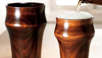 栃のやわらかビールカップ