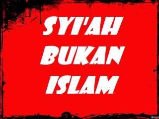Berikut Pembahasan Kafirnya Syiah Menurut 4 Imam Mazhab dan Ulama Terdahulu