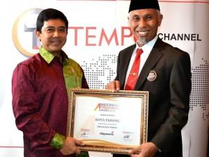 Kota-Padang-Raih-Penghargaan-Kota-Terbaik-se-Indonesia