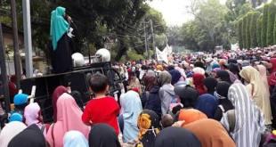 Forum Perempuan BEM Sumatera Barat Gelar Aksi Keluarga