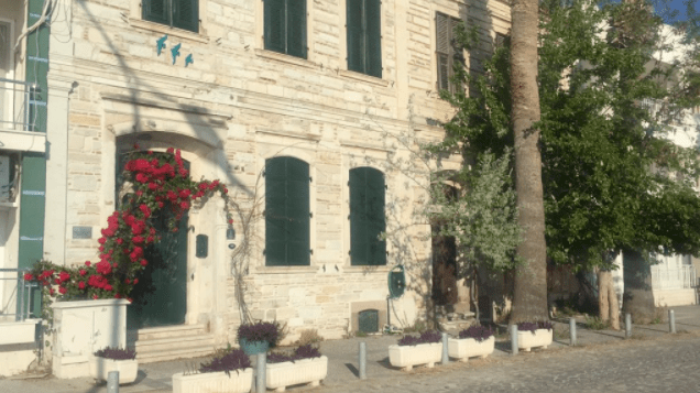 Eski Foça Evleri