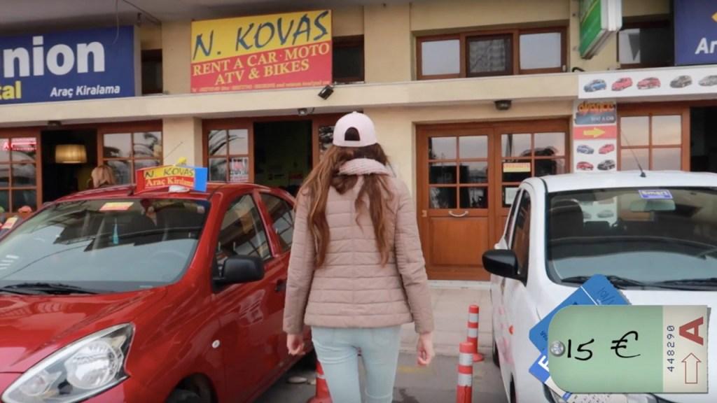 sakız adası araç kiralama