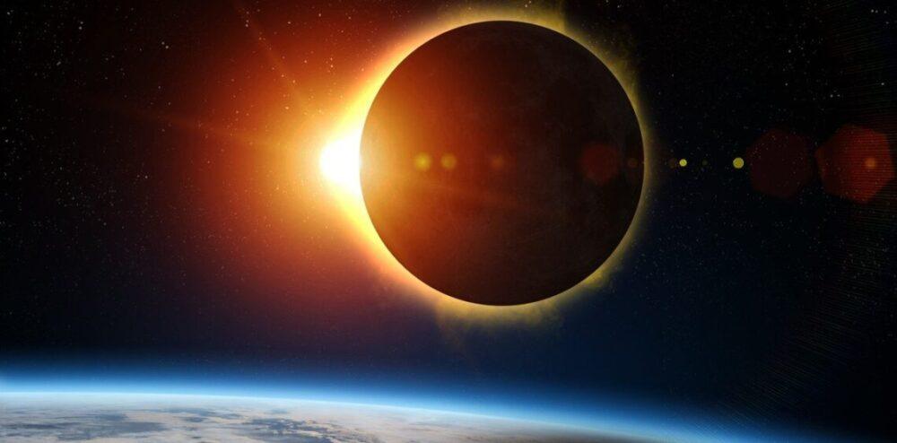 Eclipse anular de Sol Shutterstock