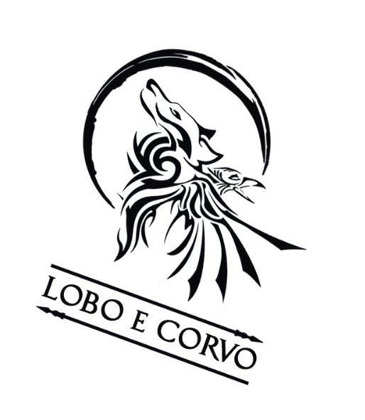 Lobo e Corvo