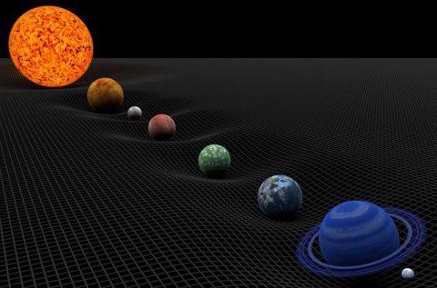 Planets Solar System Sun Moon  - AlexAntropov86 / Pixabay