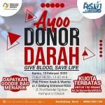 Donor Darah Bersama RSUI Dan PMI Kota Depok