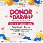 Donor Darah Bersama Duta Mall