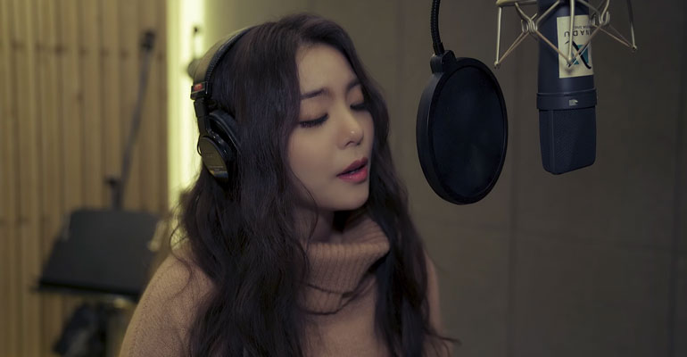[MV/Lirik] Ailee Nyanyikan Lagu Is You Untuk OST Memories Of The Alhambra