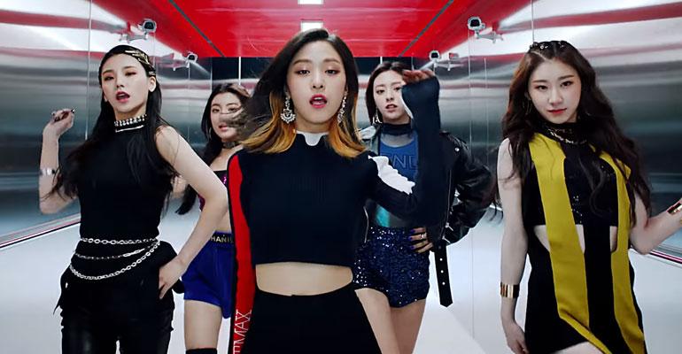 [MV/Lirik] ITZY Debut Dengan Lagu Dalla Dalla (달라달라)