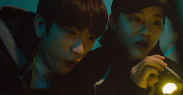[MV/Lirik] JUS2 Rilis Lagu TAKE Untuk OST He Is Psychometric