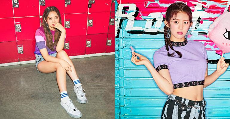 Taeha dan Daisy Tidak Akan Berpartisipasi Dalam Comeback MOMOLAND