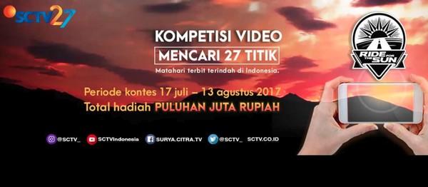Mencari 27 Titik Matahari Terbit Terindah Di Indonesia