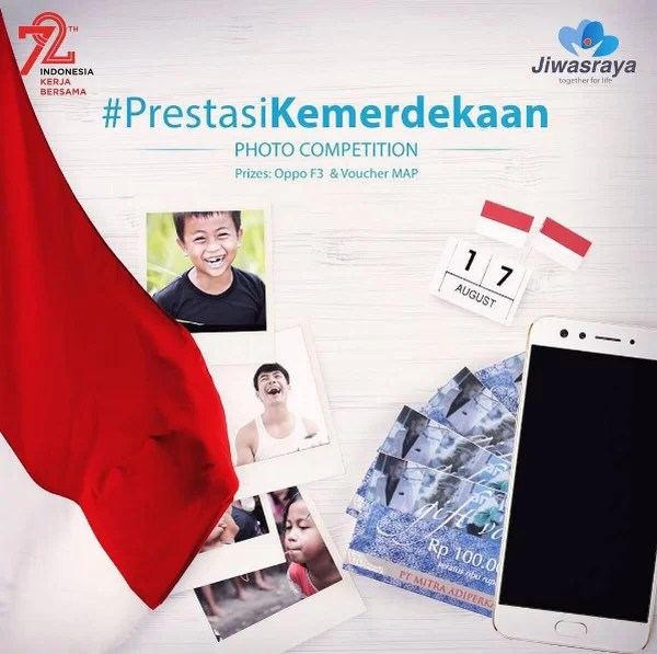Prestasi Kemerdekaan Photo Competition