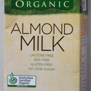 Almond Organic Drink
