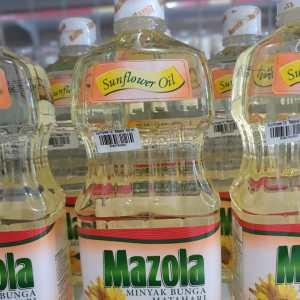 Minyak  Mazola