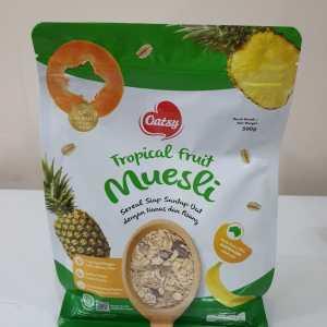 Tropical Fruits Muesli