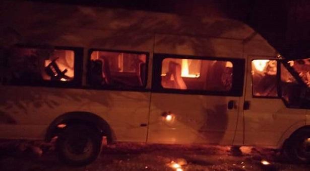 Beypazarı'nda mevsimlik tarım işçilerine saldırı