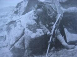 Погинули српски војник, део Гвозденог пука