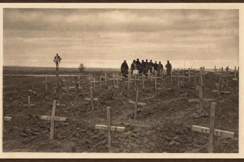 Српско гробље поред Једрена, 8000 погинулих
