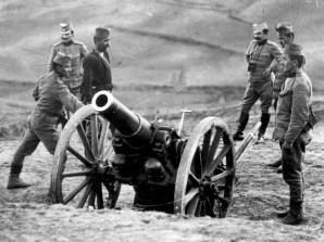 Српска артиљерија
